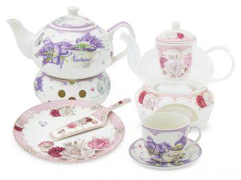 Ceramika Lawenda/Kwiaty